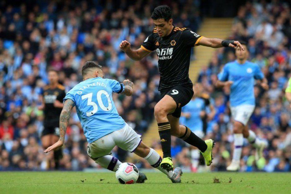 Dupla Raúl-Adama le pasan por encima al City de Guardiola y en Manchester (VIDEO)