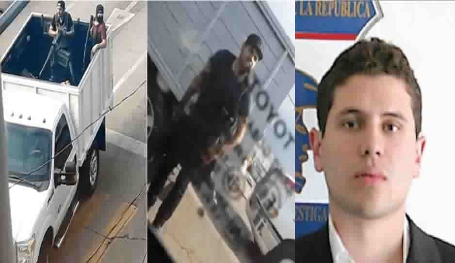 Abaten a Iván Archivaldo, hijo del Chapo Guzmán; así fue la megabalacera (VIDEOS)