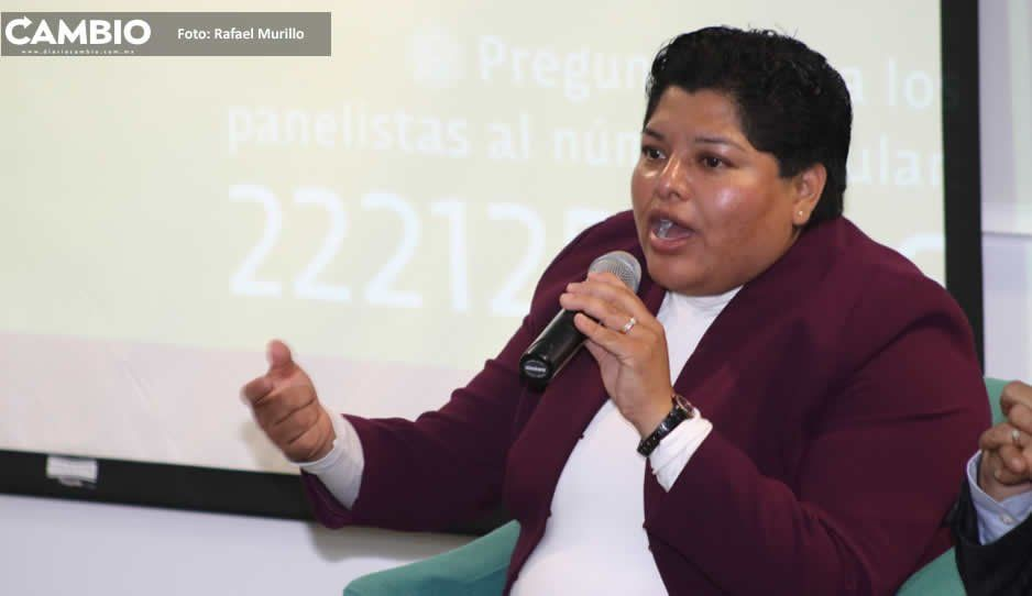 Karina advierte que  vigilará a la empresa  que construya el  nuevo San Alejandro