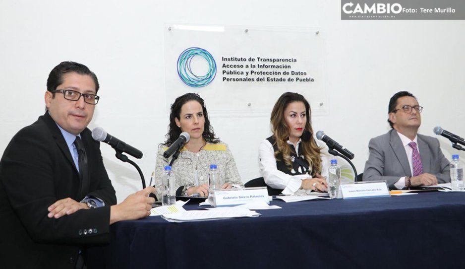 En revisión expedientes clasificados como reservados del gobierno de Moreno Valle: Itaipue