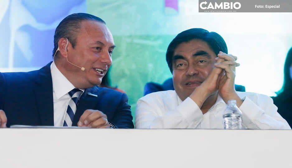 Barbosa elogia a alcalde de Atlixco: Yo estoy cierto de que Guillermo Velázquez es honesto