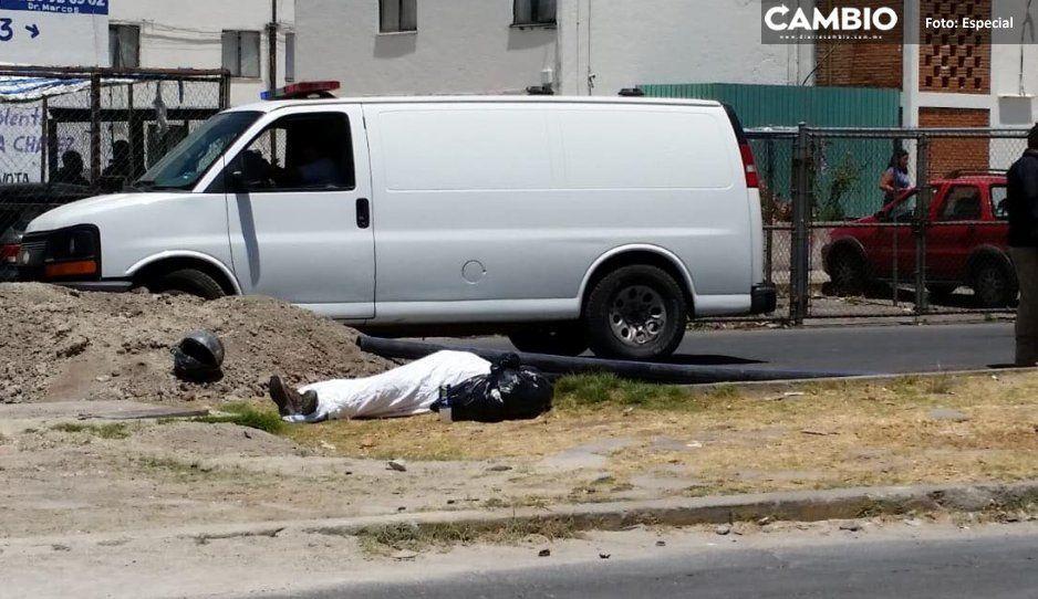 Agua de Puebla aclara que no hizo la zanja donde cayó y murió motociclista