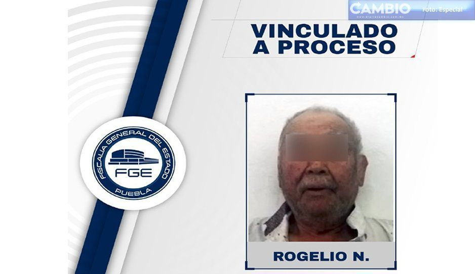 Vinculan a proceso por feminicidio a anciano que agredió a mujer en una zapatería de Teziutlán