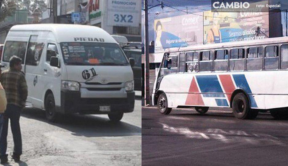 De miedo: Asaltos en Puebla siguen en aumento, hoy se registraron 3 en una hora