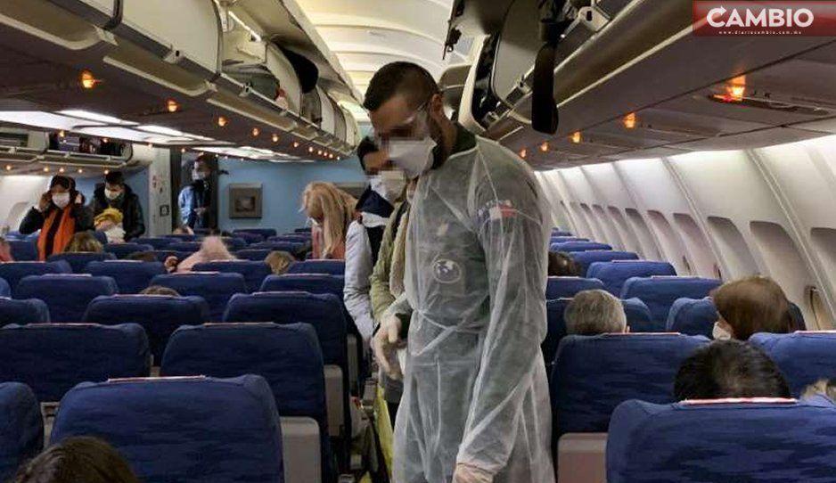 Confirmado: Chino infectado de Coronavirus sí estuvo en CDMX