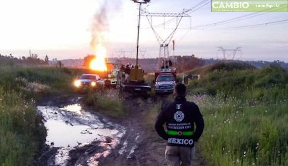 Puebla, primer lugar en México de tomas clandestinas de gas LP