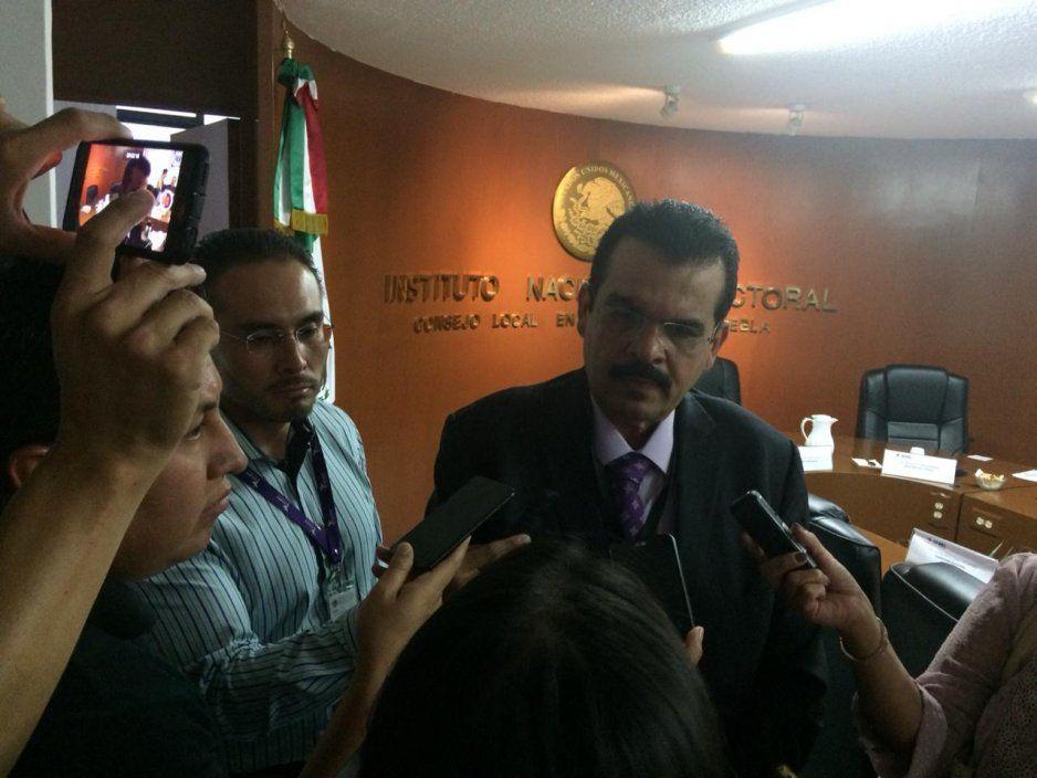 INE rechaza medidas cautelares contra Cárdenas