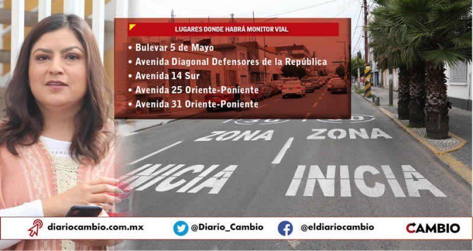 Claudia confirma planes para colocar parquímetros y fotomultas en la capital