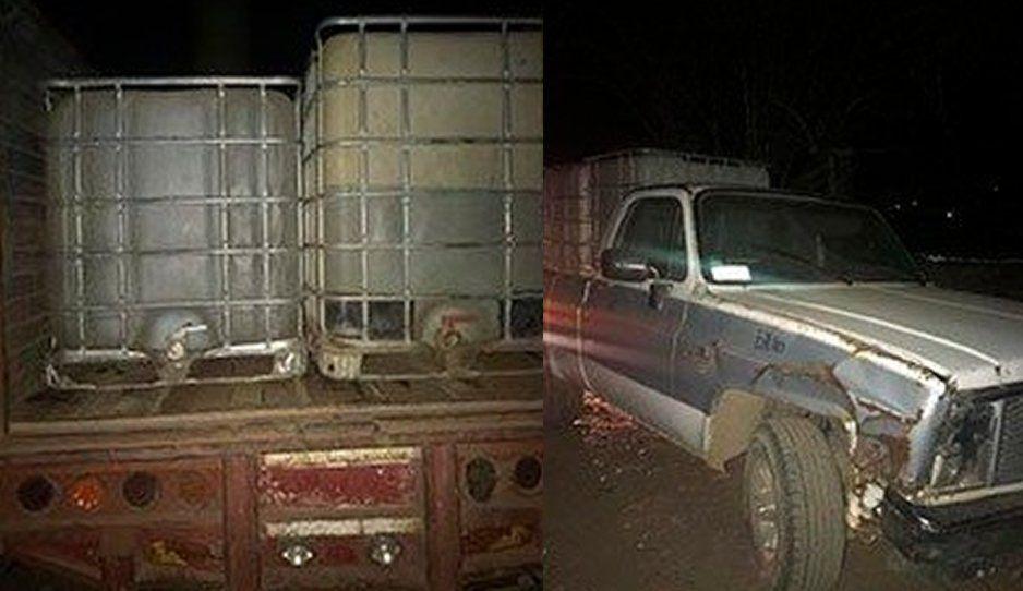 Decomisan más de 3 mil 500 litros de huachicol en Huauchinango