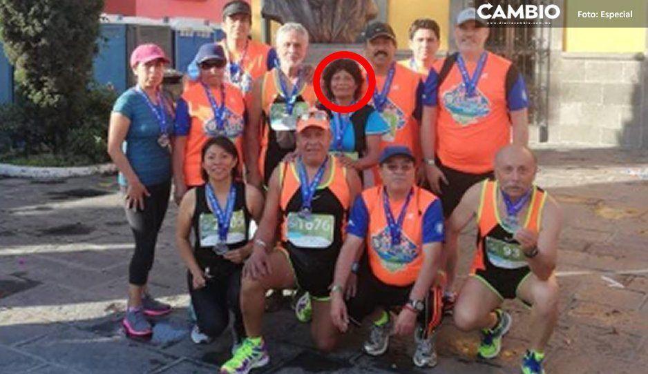 PERFIL: Anita llevaba 25 años corriendo hasta que un asaltante la apuñaló
