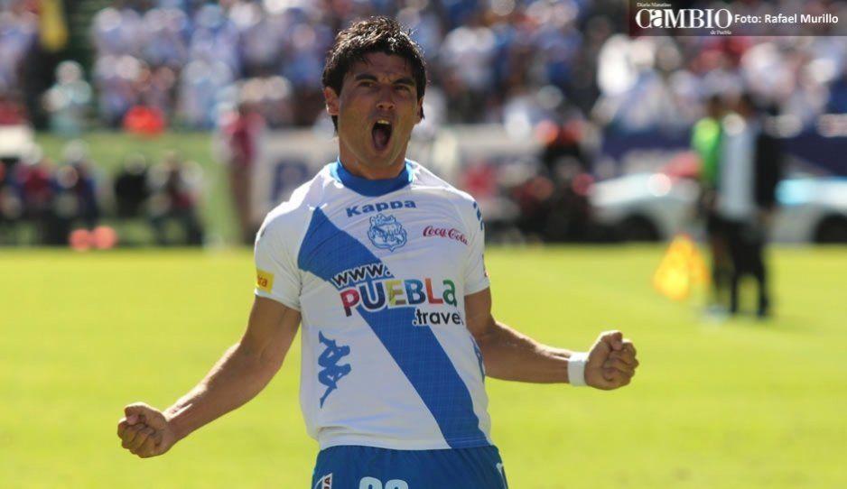 Tabó y Alustiza le dan la bienvenida a Chelís: gana Club Puebla ante Atlas (2-1)
