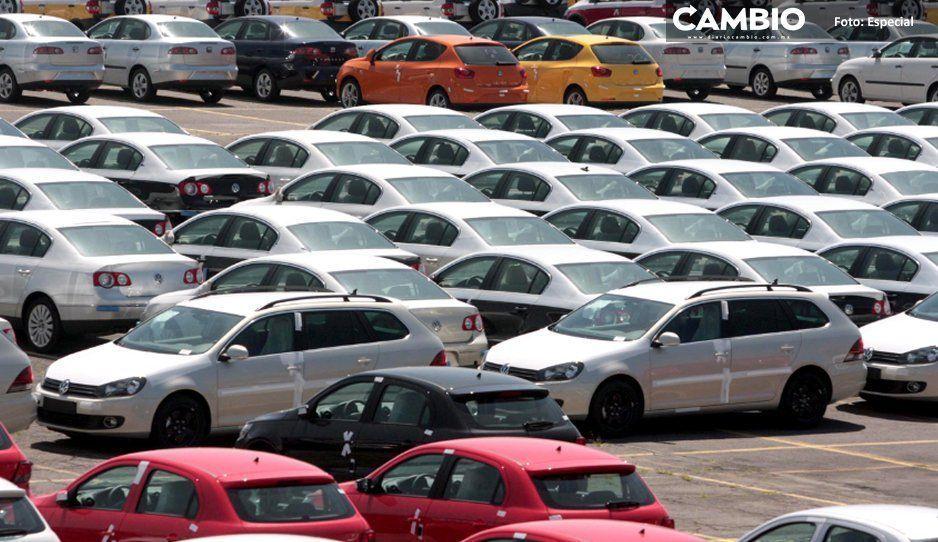 Volkswagen va a llorar al estado  para que Coronango le cobre menos