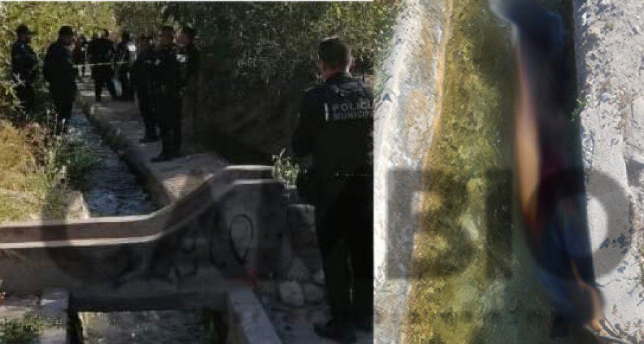 Feminicidio 6: hallan a adolescente de 15 años muerta en canal de riego de Tehuacán