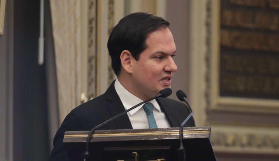 La Fiscalía debe colaborar para disminuir inseguridad: Juan Pablo Kuri