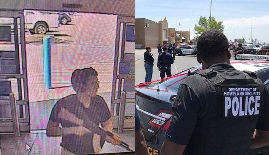 Tiroteo en WalMart de El Paso, Texas deja 20 muertos