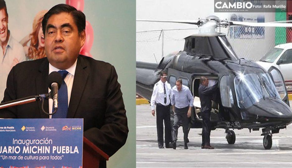 Los Agusta de Moreno Valle serán vendidos, advierte Barbosa