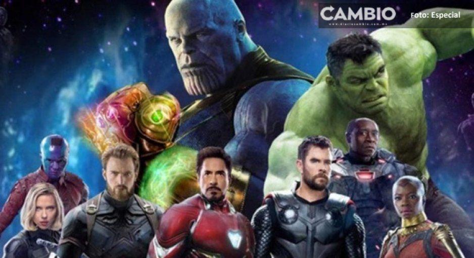 Avengers siguen con el éxito a 11 días del estreno ya pasaron los 2 mil mdd en taquilla