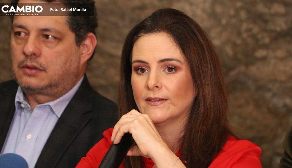 Nancy de la Sierra no se descarta para ir por la gubernatura extraordinaria