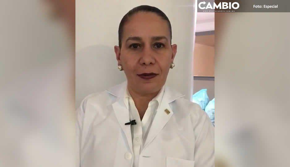 Designan a María Aurora Treviño como nueva delegada del IMSS Puebla