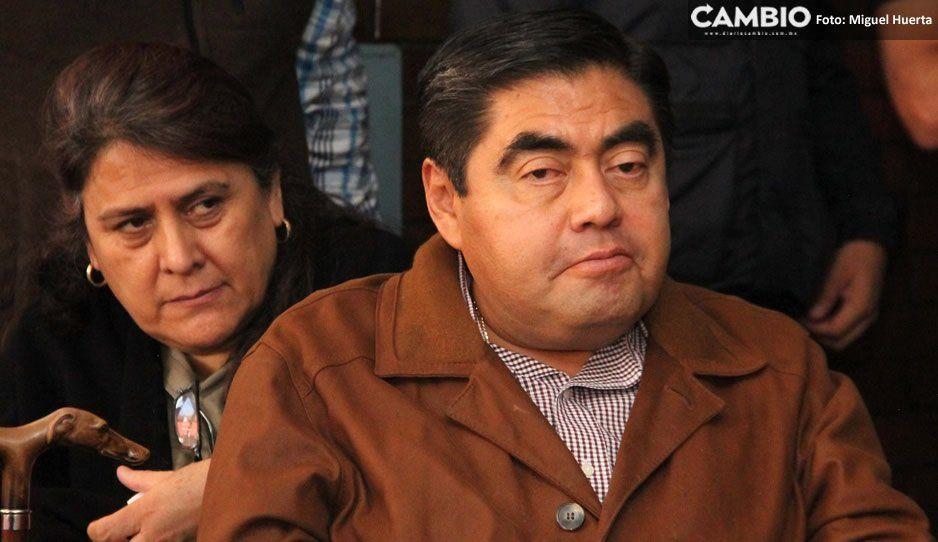 Apoyo de 55 senadores hacia Armenta fue un acto de solidaridad, no debió haberlo pedido: Barbosa