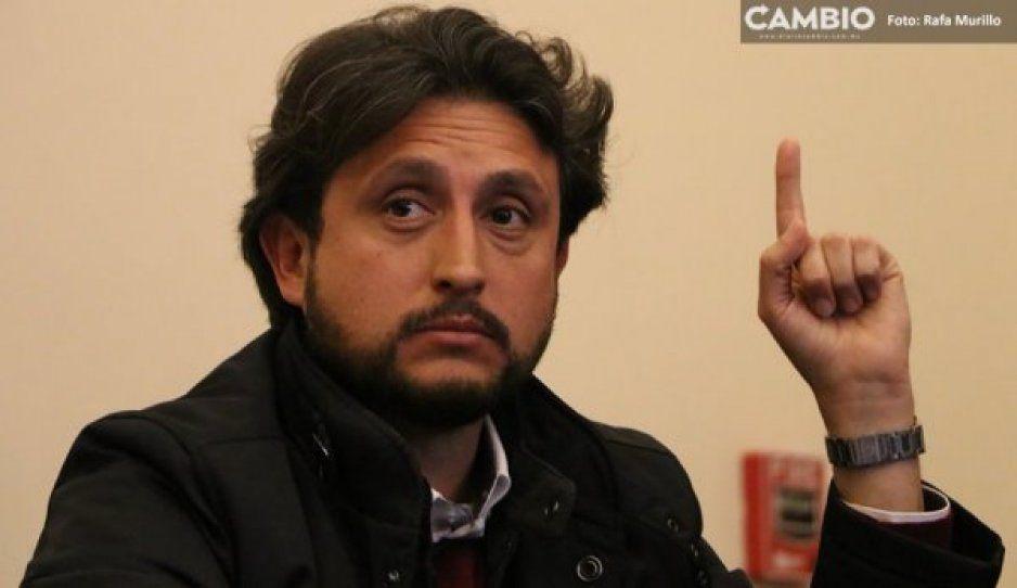 TEEP sanciona a José Juan por misoginia contra Laura Torres
