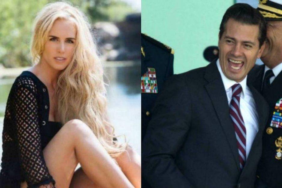Me encanta sacar sonrisas: Tania Ruiz sobre cena con Peña Nieto disfrazados
