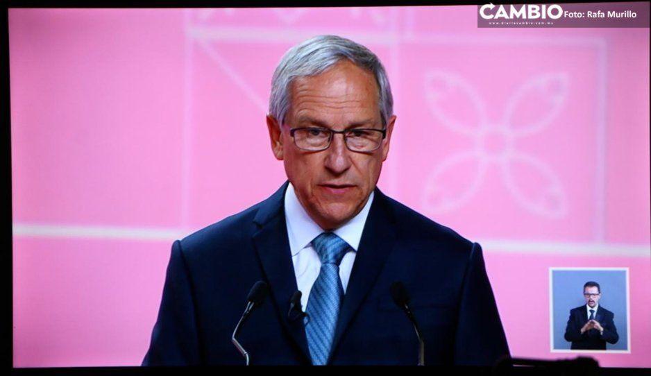 Barbosa no está preparado ni profesionalmente, ni físicamente para gobernar: Cárdenas