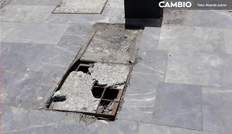 Ayuntamiento pedirá al estado poder hacer arreglos en la Avenida Juárez