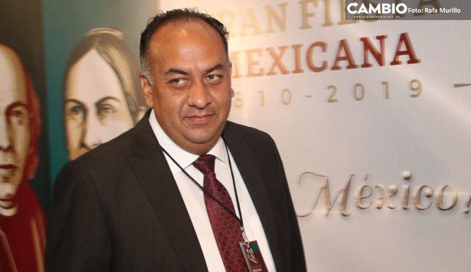Se han detectado 300 tomas clandestinas en lo que va del 2019: David Méndez