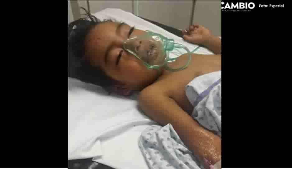 Urge localizar a familiares de niño lesionado en choque de la federal Acatlán-Huajuapan