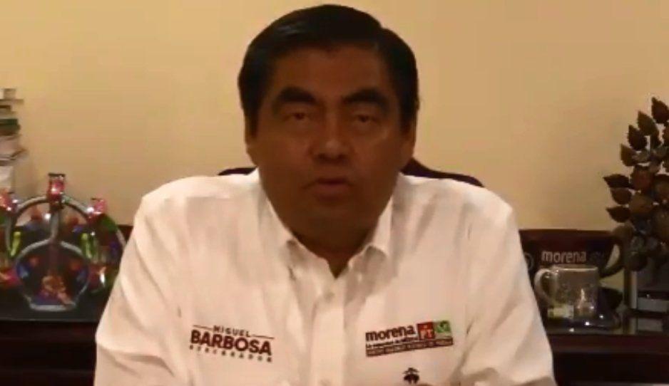 Barbosa invita a trabajadores del estado a que acudan libremente a su evento del Centro de Convenciones (VIDEO)