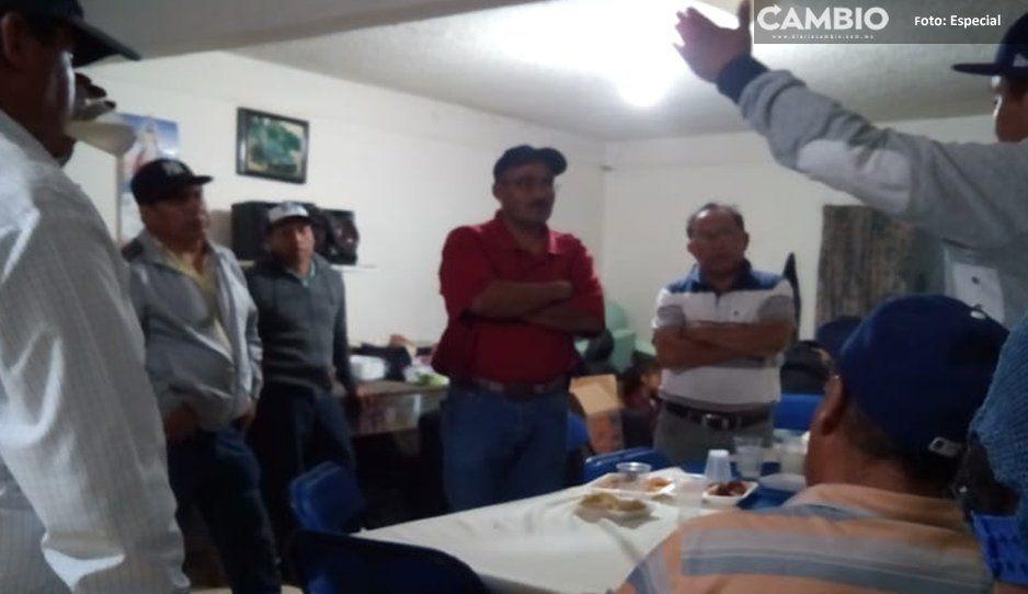 Cerrarán la autopista si no hay seguridad para danzantes en Moyotzingo