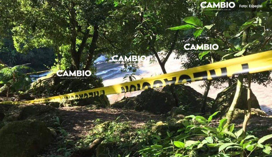 Turistas mueren ahogados en río de Cuetzalan (FOTOS)