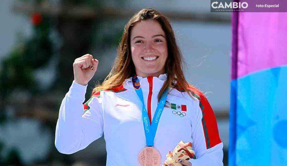 Por gran actuación, medallistas poblanas en Lima tendrán apoyo de 540 mil y 660 mil pesos