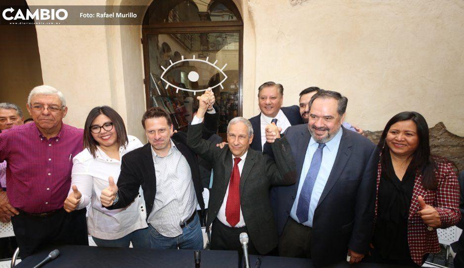 PAN, PRD, MC, Cárdenas y Sumamos suman otra denuncia por actos anticipados