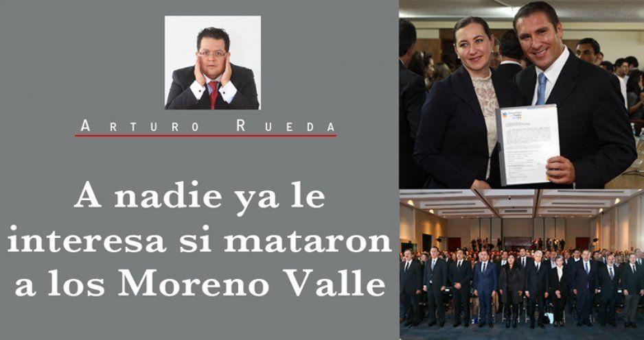 A nadie ya le interesa si mataron a los Moreno Valle