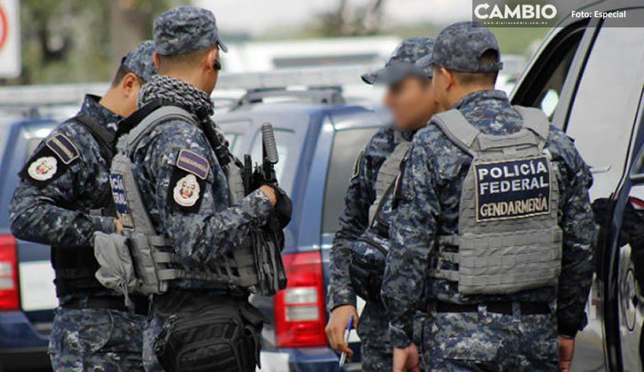 Gendarmería podría vigilar elecciones en juntas auxiliares de Texmelucan