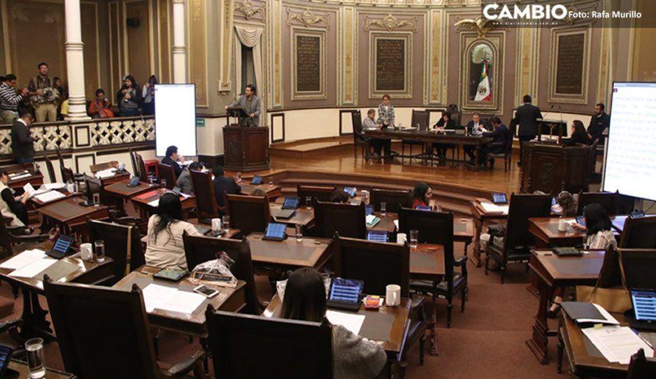 Congreso de Puebla arranca segundo periodo de sesiones ordinarias