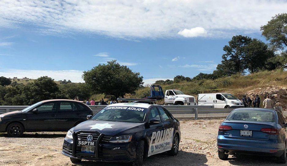 VIDEO: Testigo narra la ejecución de taxista en los límites de Puebla y Amozoc