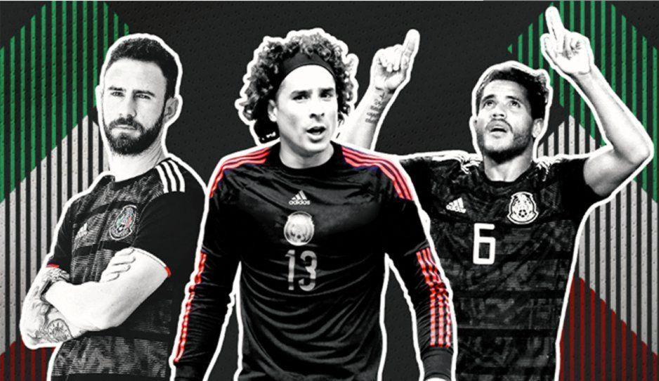 Tata Martino presenta la selección mexicana para la Copa Oro 2019