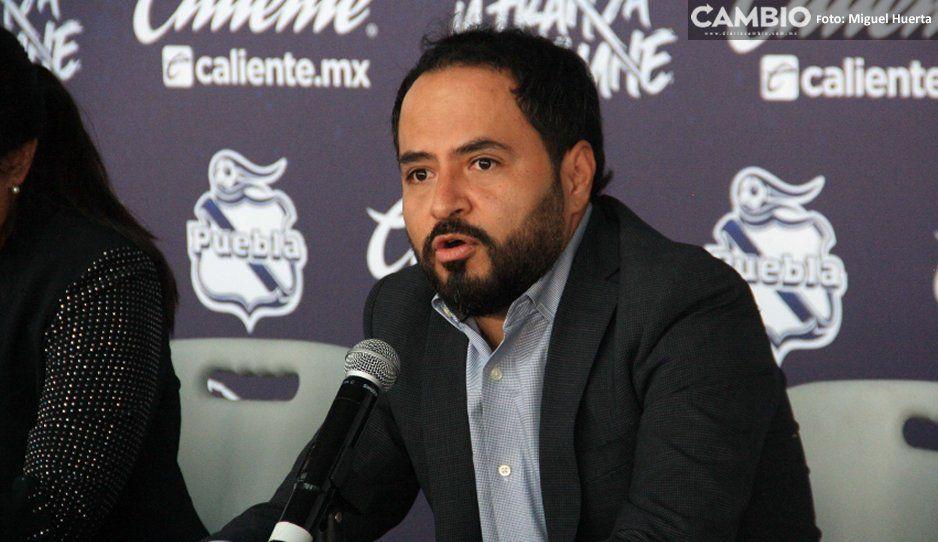 CFE le corta la luz al Club Puebla por falta de  pago, pero directiva dice que sí han cumplido