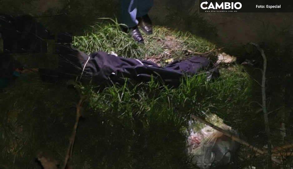 Perros encuentran cadáver embolsado y decapitado en San Sebastián de Aparicio