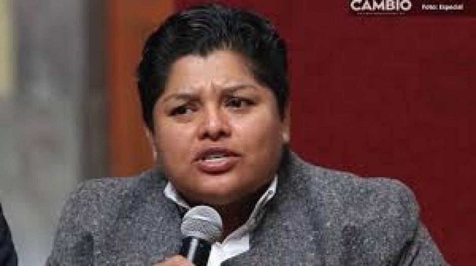 Karina Pérez se defiende: panistas la denuncian porque siguen ardidos por perder la alcaldía de San Andrés