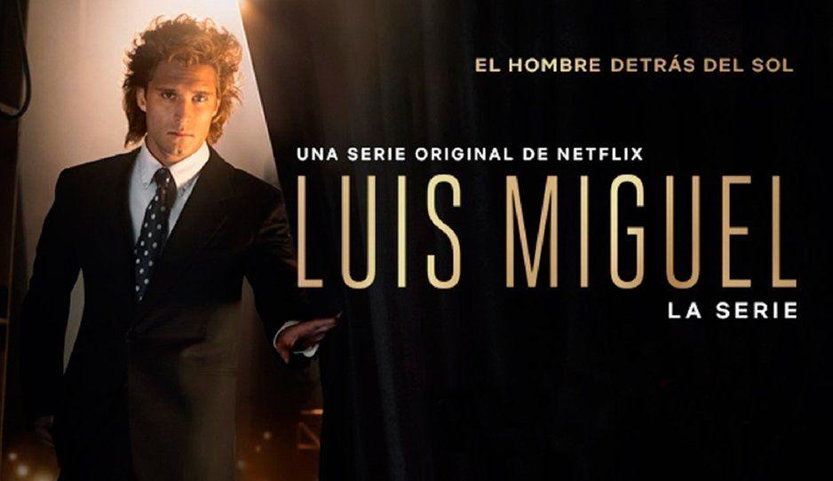 Revelan la fecha de estreno de la segunda temporada de la serie de Luis Miguel