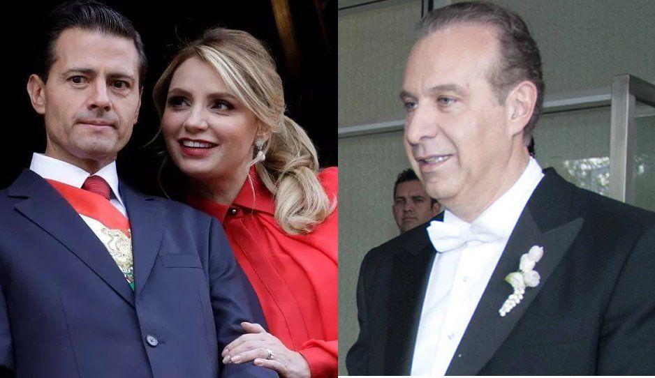 Juan Collado, abogado detenido por lavado de dinero, divorció a Peña Nieto y Angélica Rivera