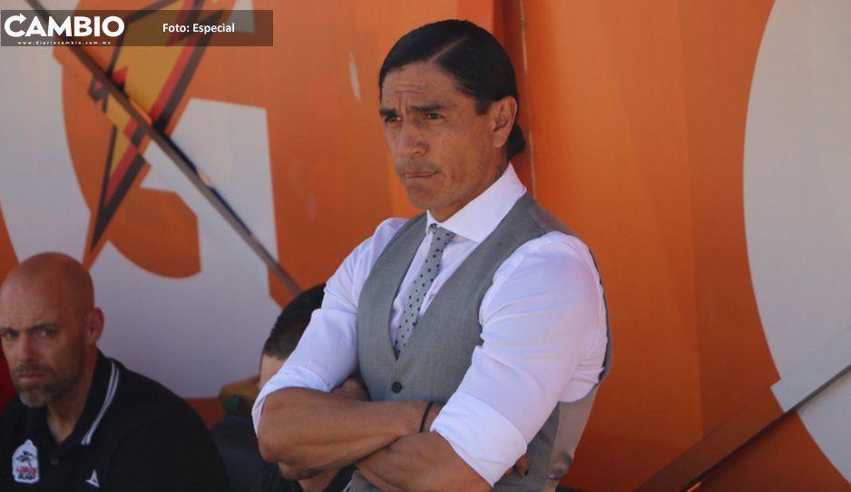 Palencia no descarta que el arquero Toño Rodríguez sea llamado a la Selección
