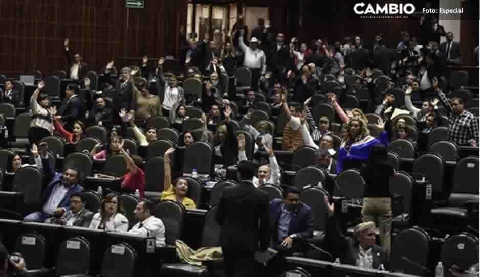 Diputados aprueban en lo general la reforma laboral