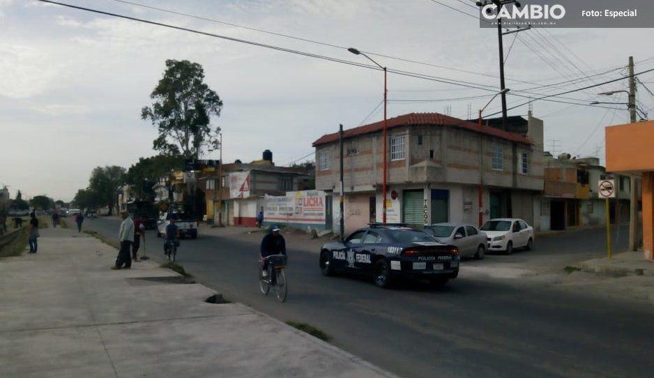 Policías federales, estatales, municipales y Ejército Mexicano realizan operativos en 4 municipios