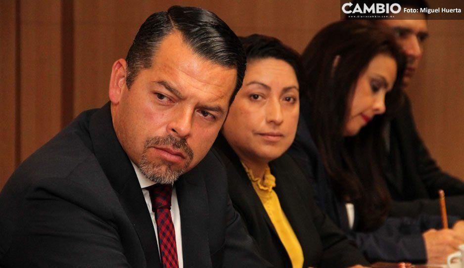 Pese a aumento, Puebla se ubica en el último lugar en presupuesto destinado al Poder Judicial: Héctor Sánchez