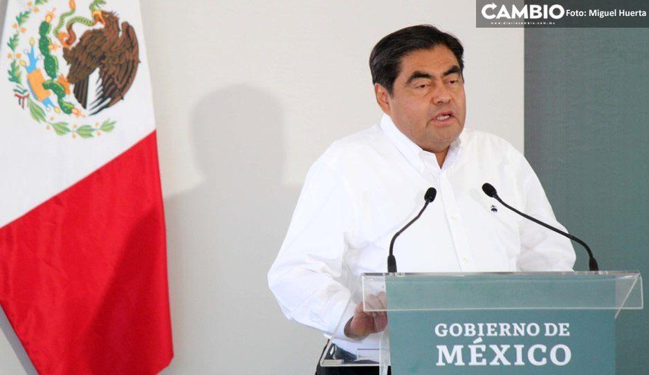 Rechaza Barbosa que el gobierno estatal haya cancelado el programa de educación B@UNAM